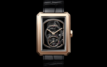 Chanel en Baselworld 2018 - BOY.FRIEND Skeleton - cover