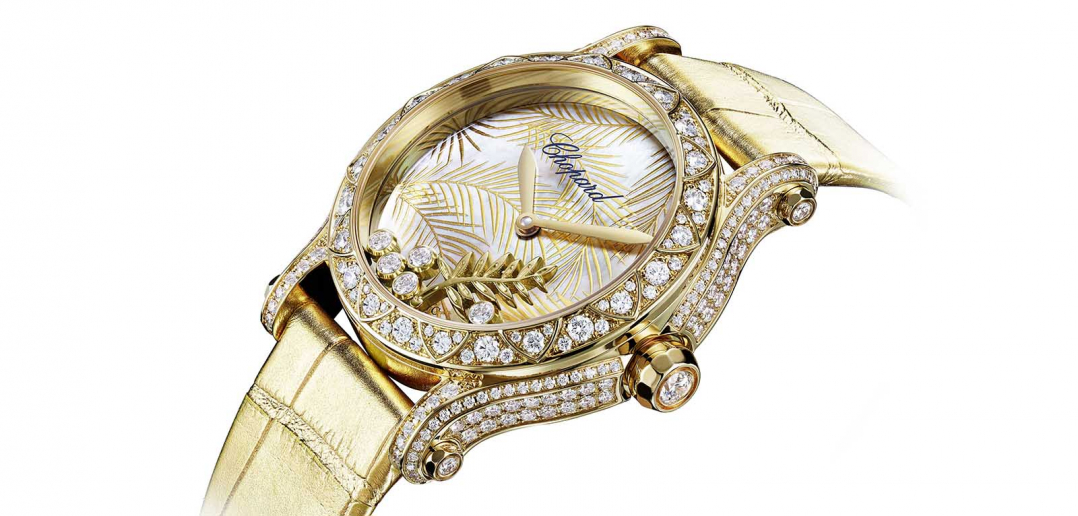 Chopard Happy Palm 275366-0001 profile