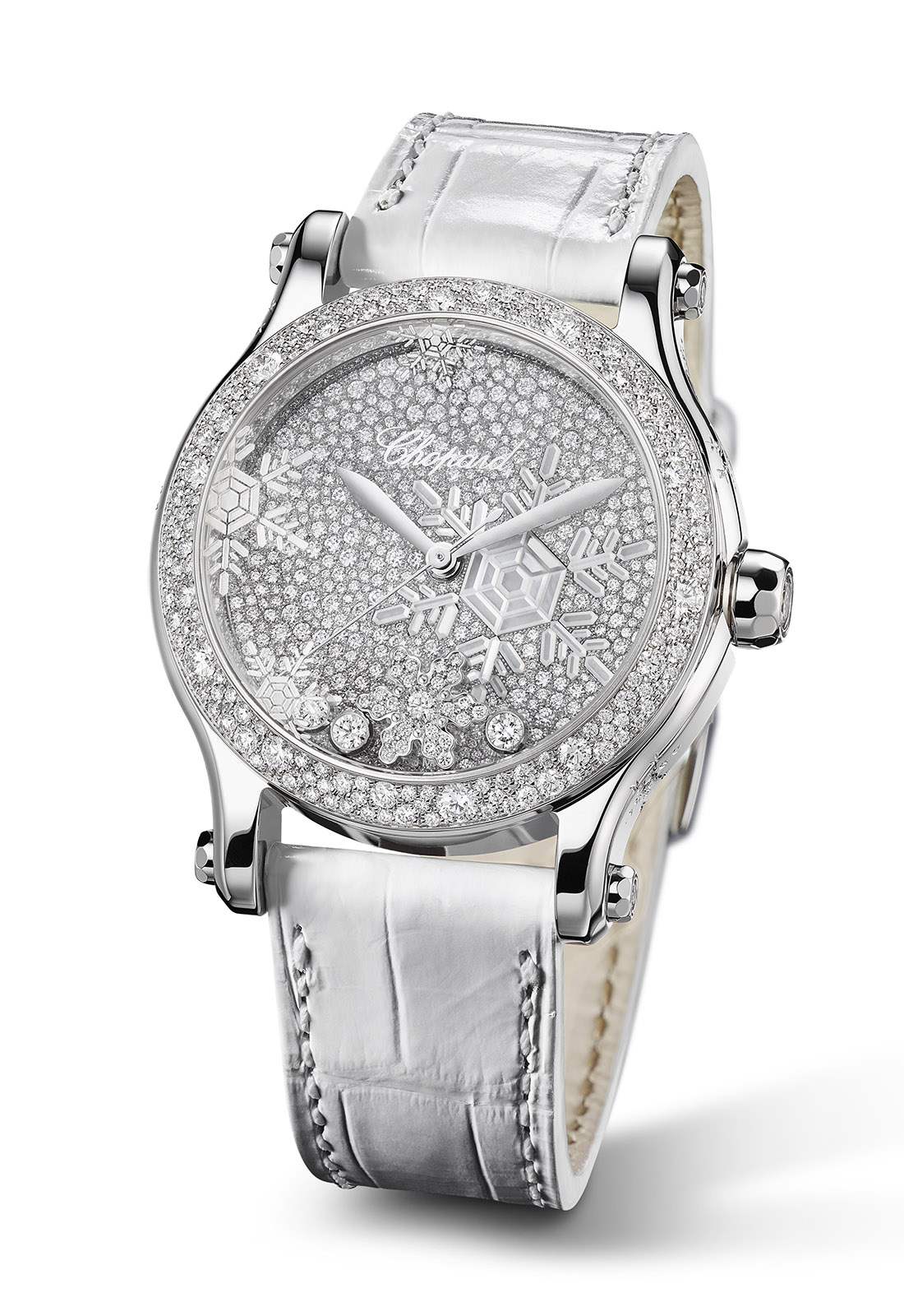 Chopard Happy Snowflakes 274891-1014