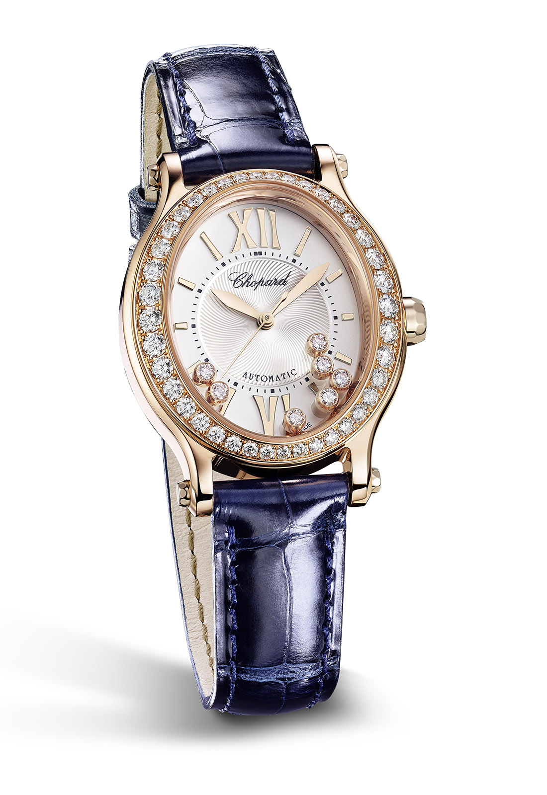 Chopard Happy Sport Oval - 275362-5002