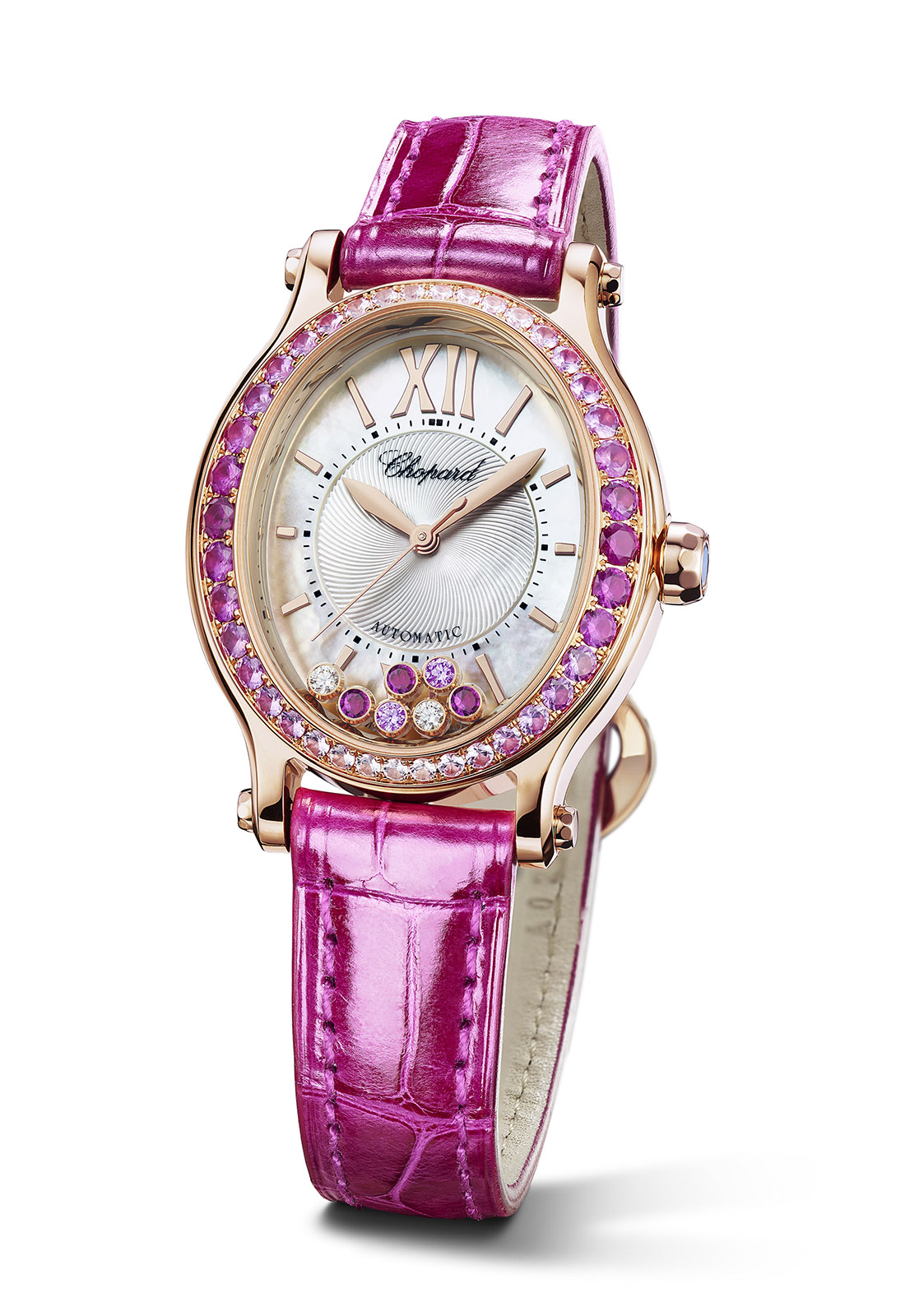 Chopard Happy Sport Oval 275362-5003