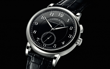 Lange 1815 Homage to Walter Lange Steel Cover