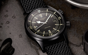 Longines Legend Diver PVD