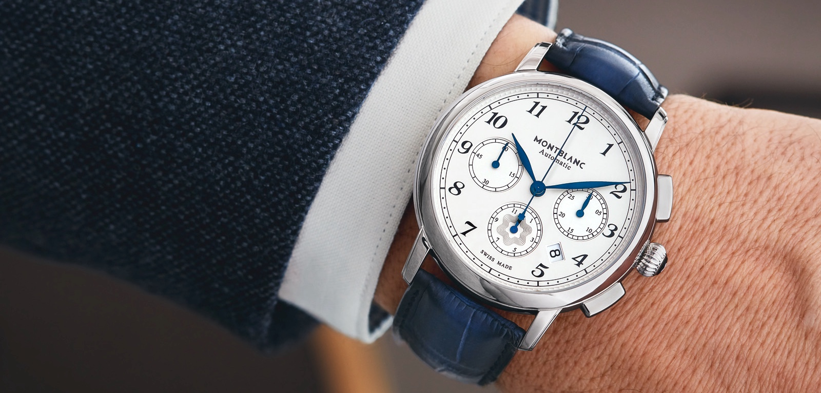 Montblanc Star Legacy Automatic Chronograph.