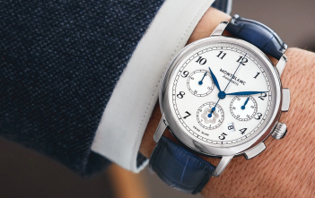 Montblanc Star Legacy Automatic Chronograph Cover