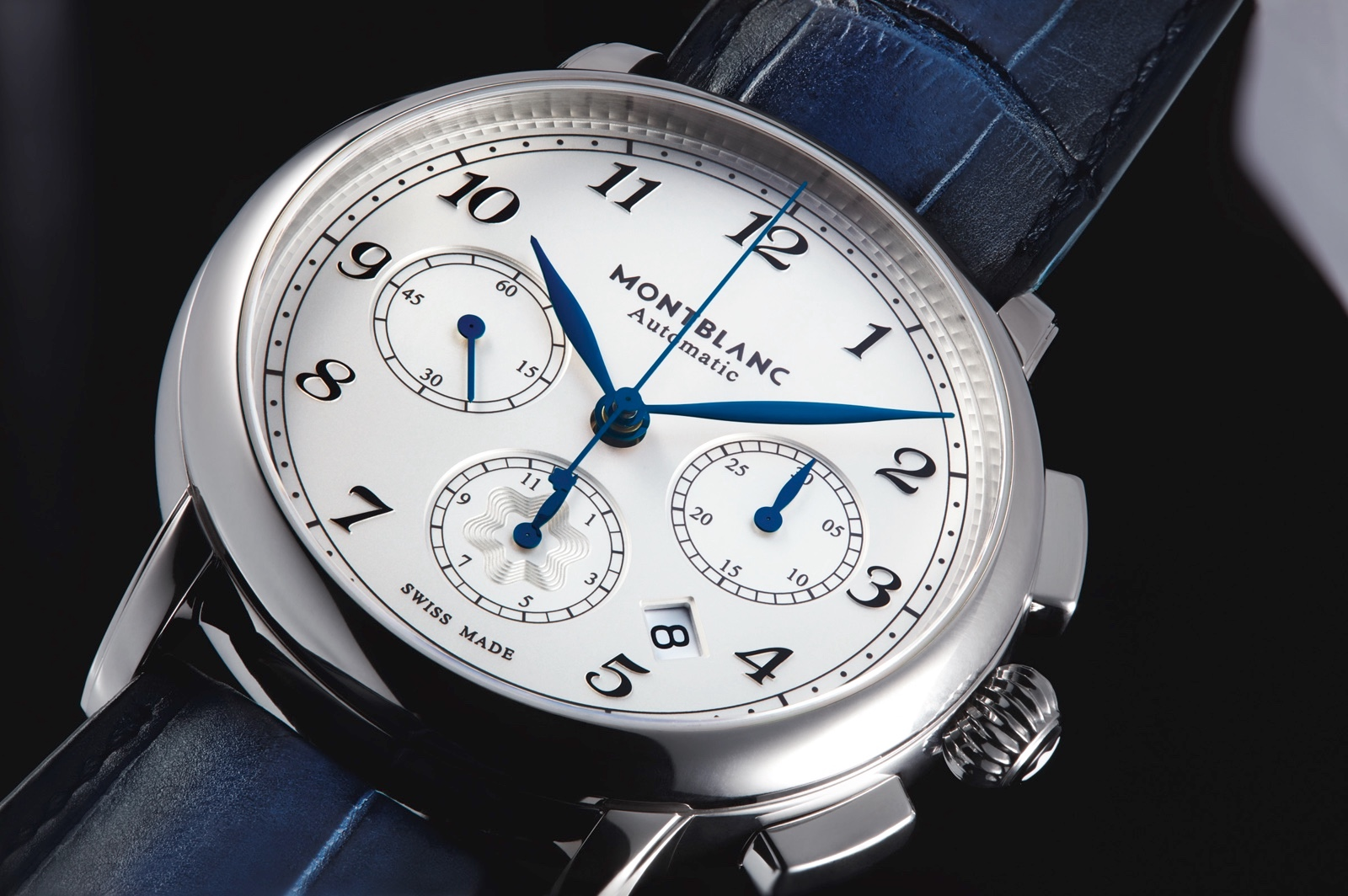 Montblanc Star Legacy Automatic Chronograph Detalle