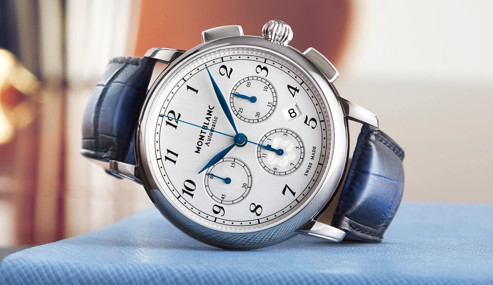 Montblanc Star Legacy Automatic Chronograph Mood