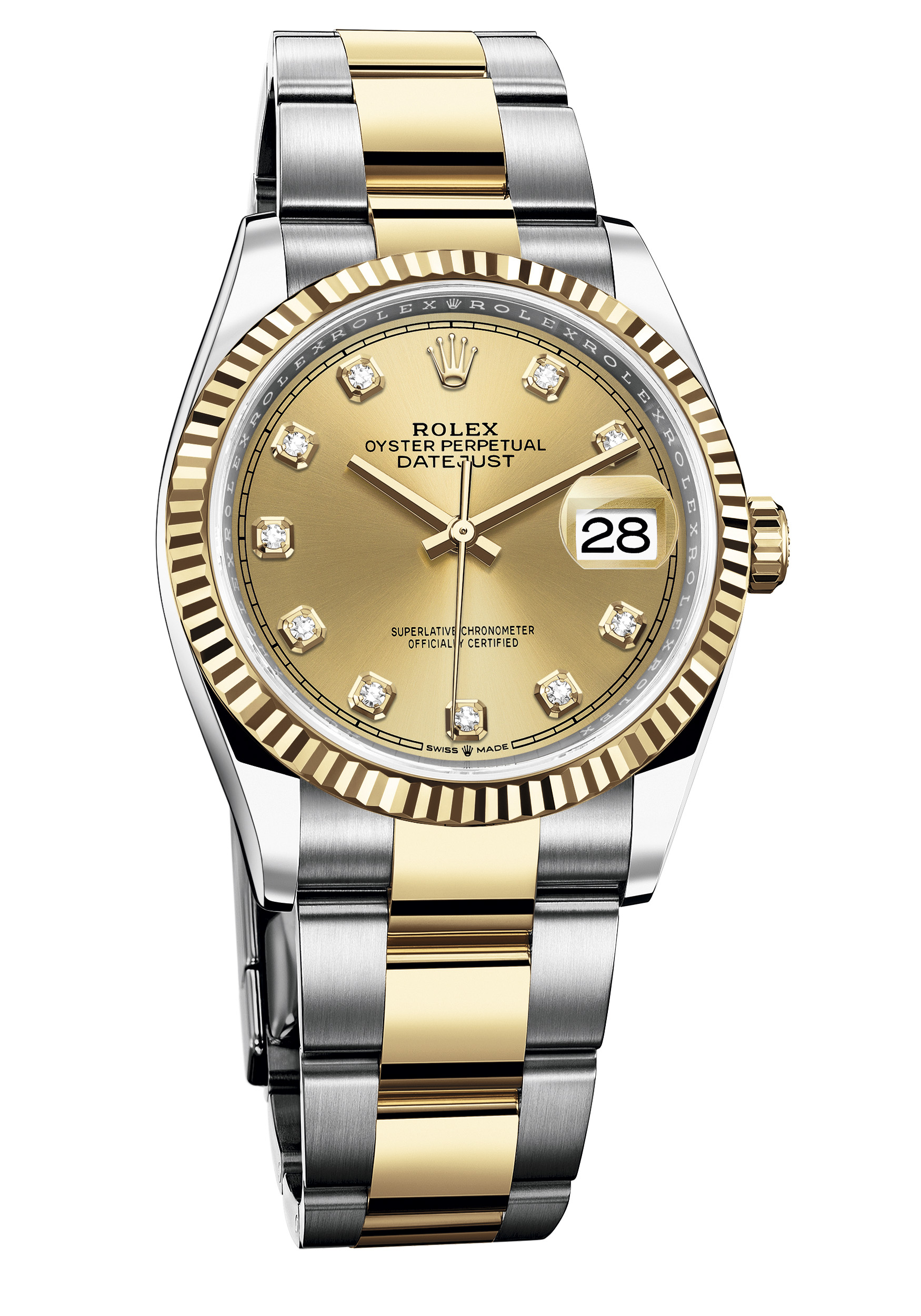 Rolex Oyster Perpetual Datejust 36