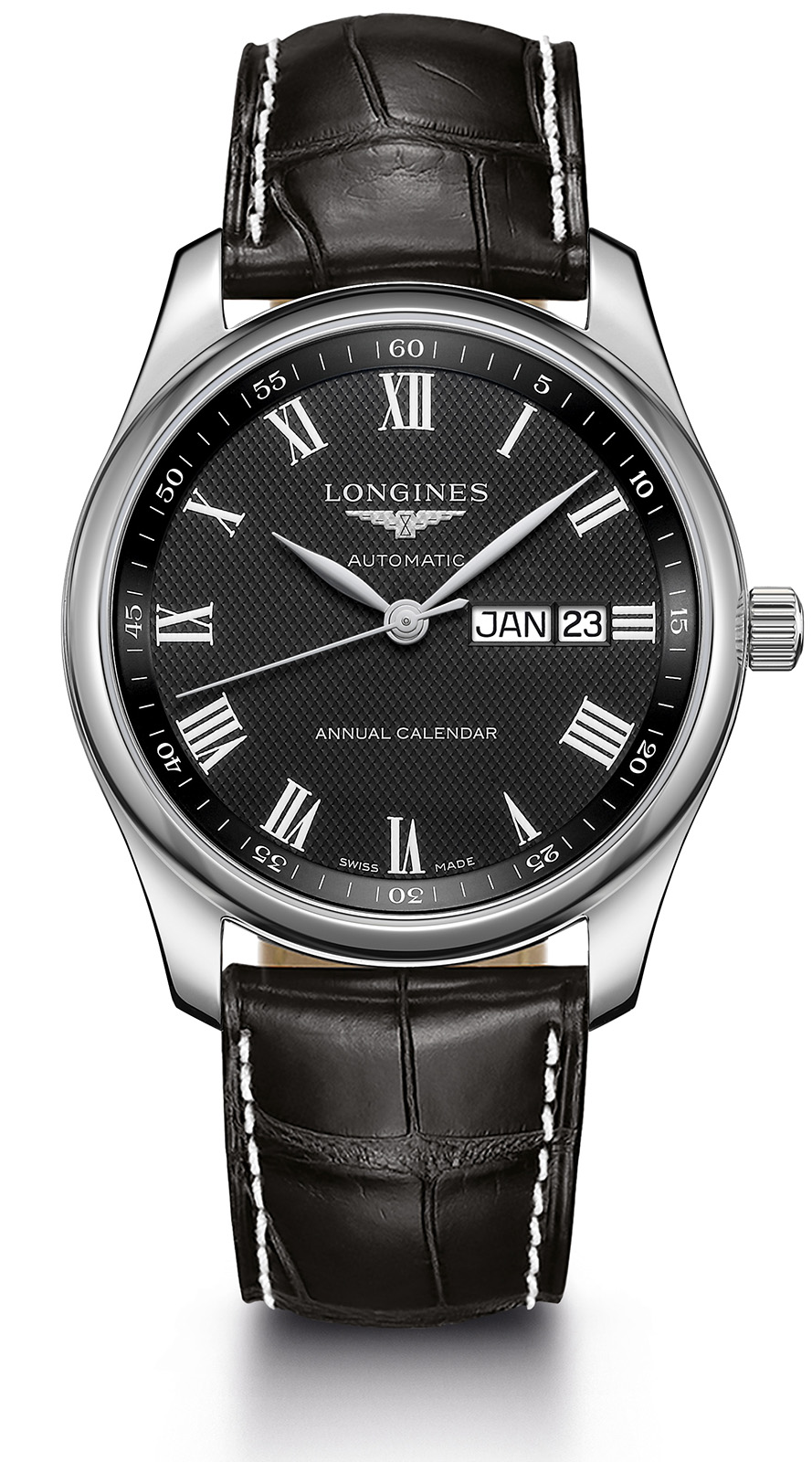 The Longines Master Collection Annual Calendar L2.910.4.51.7
