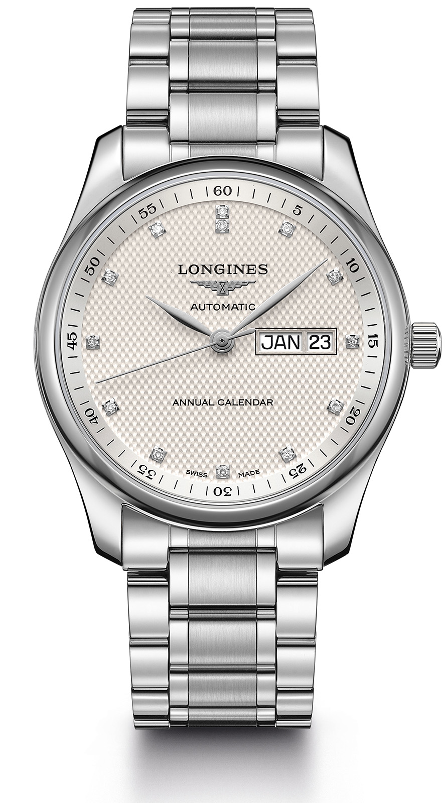 The Longines Master Collection Annual Calendar L2.910.4.77.6