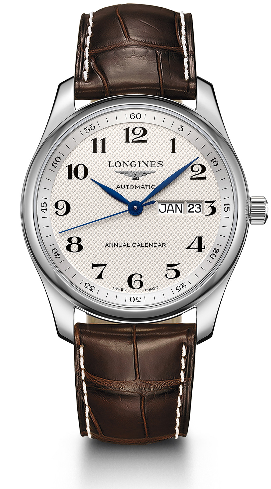 The Longines Master Collection Annual Calendar L2.910.4.78.3