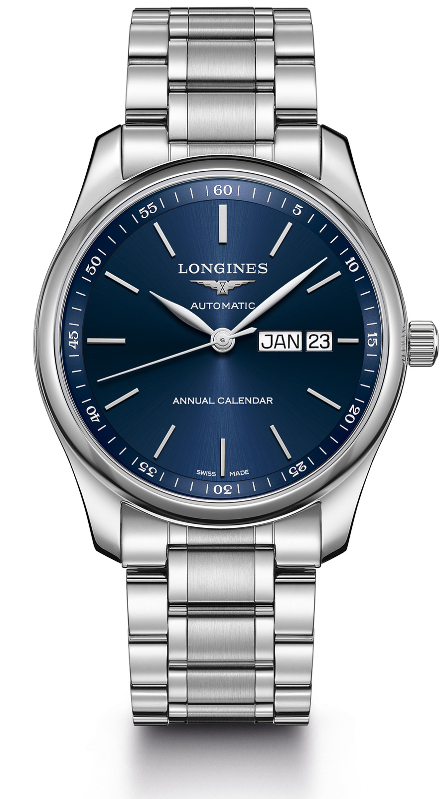 The Longines Master Collection Annual Calendar L2.910.4.92.6
