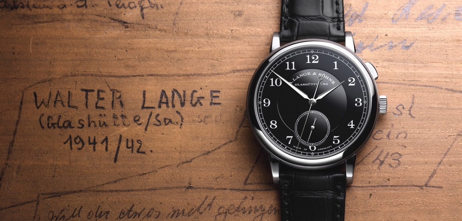 1815 Homage to Walter Lange. Un paisaje exquisito.