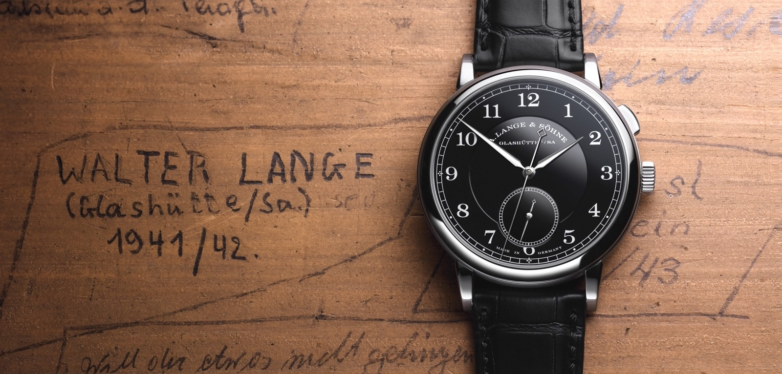 1815 Homage to Walter Lange Cover