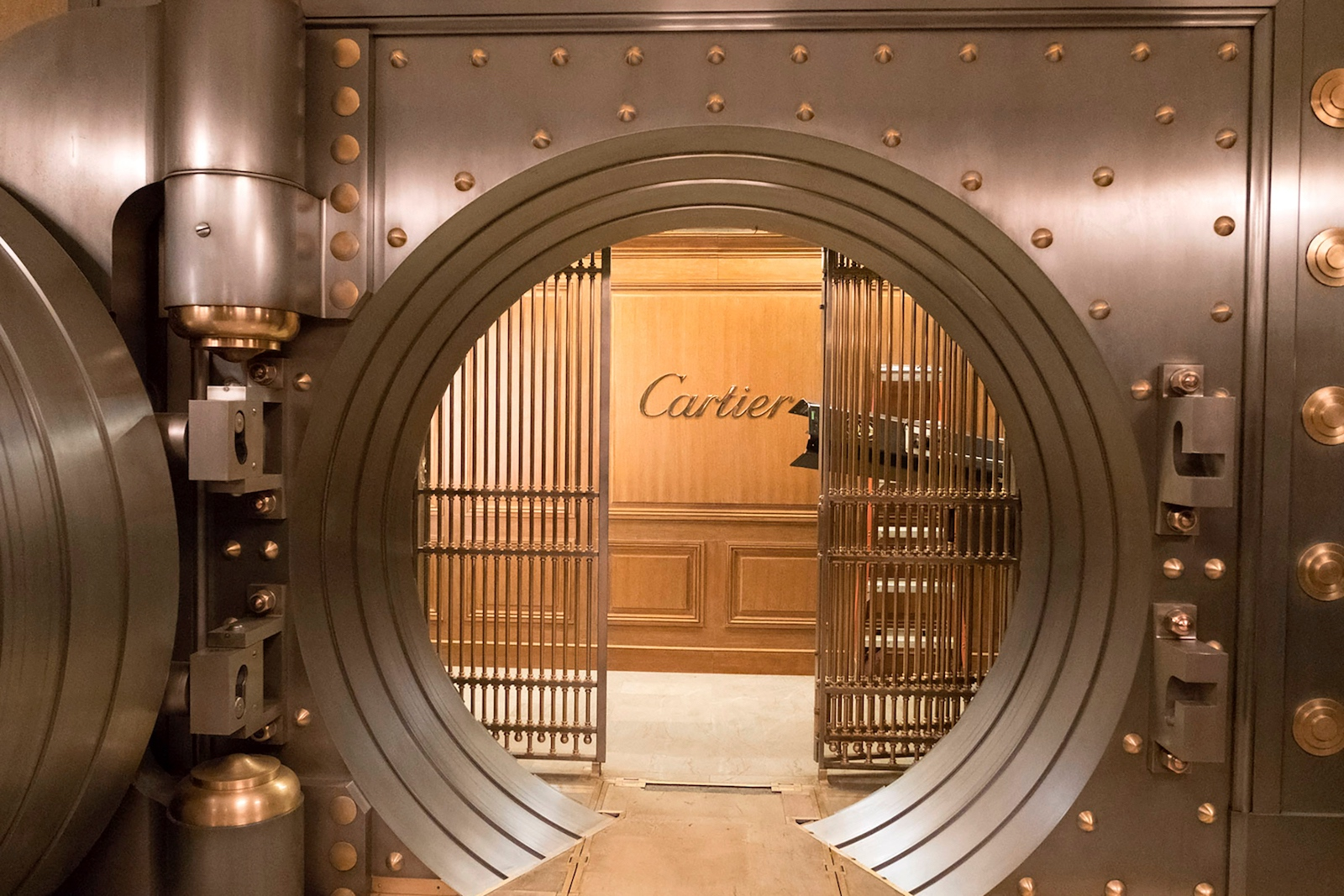 Cartier Ocean's 8 - Cartier