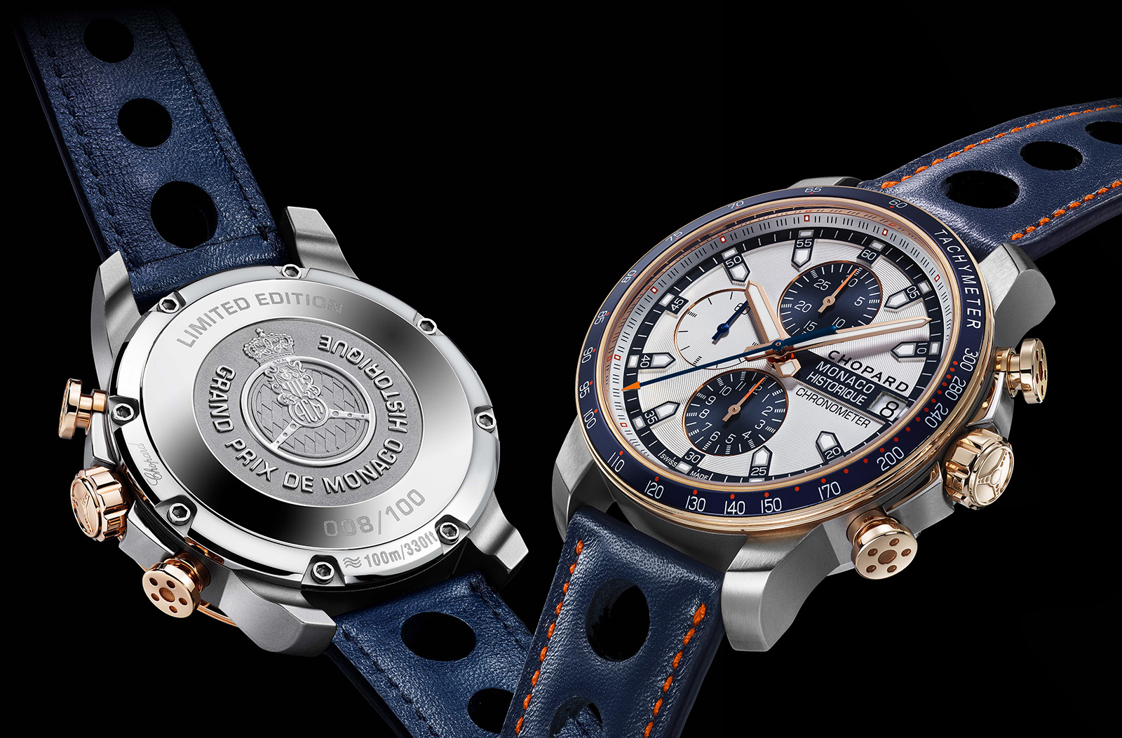 Chopard GPMH 2018 Race Edition