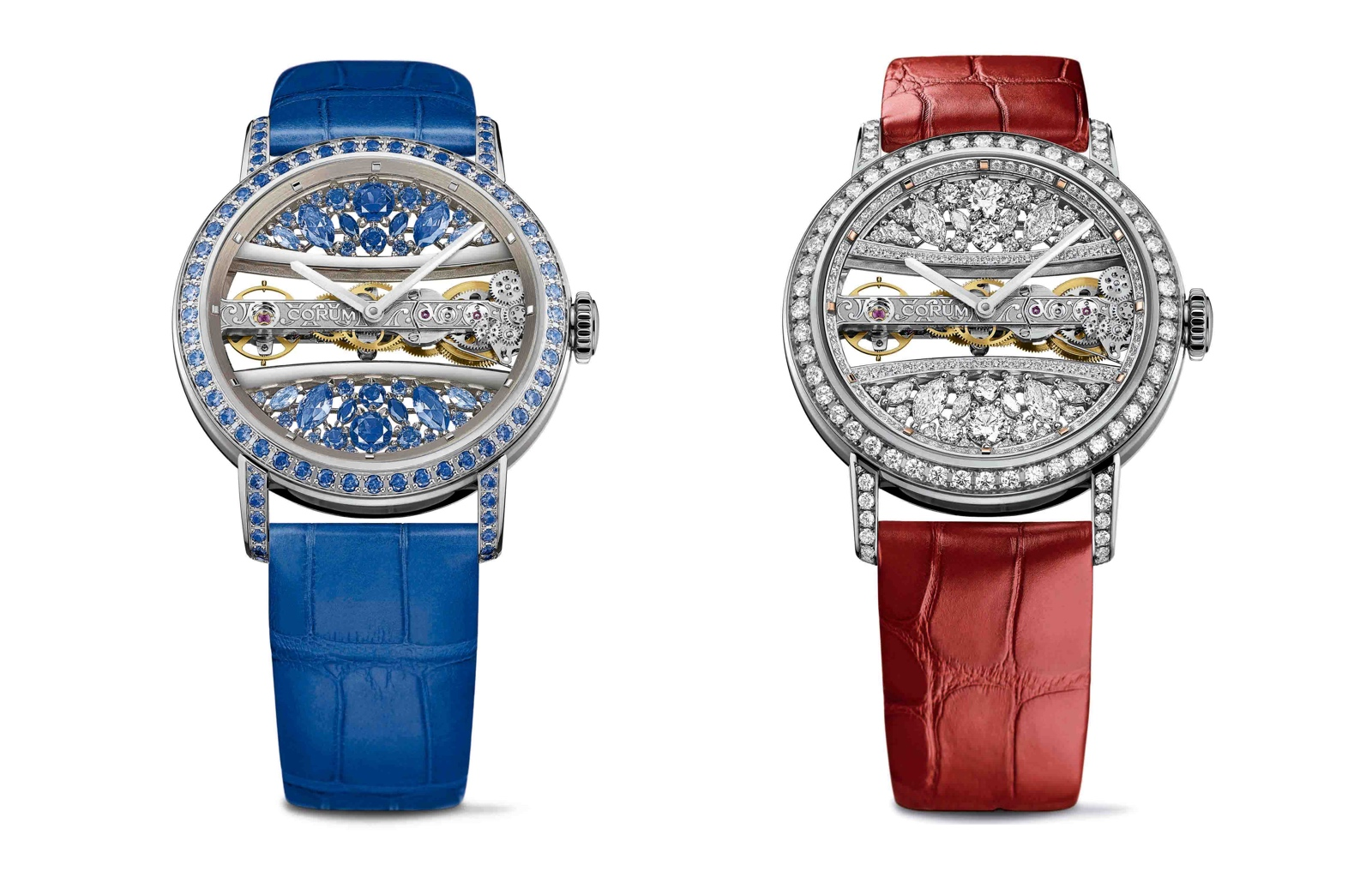 Corum Golden Bridge Round 39 - duo
