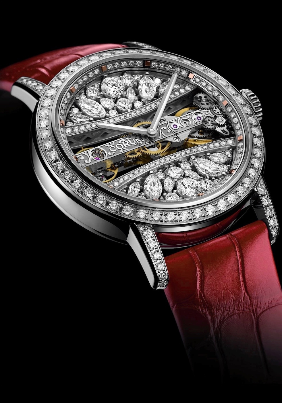 Corum Golden Bridge Round 39