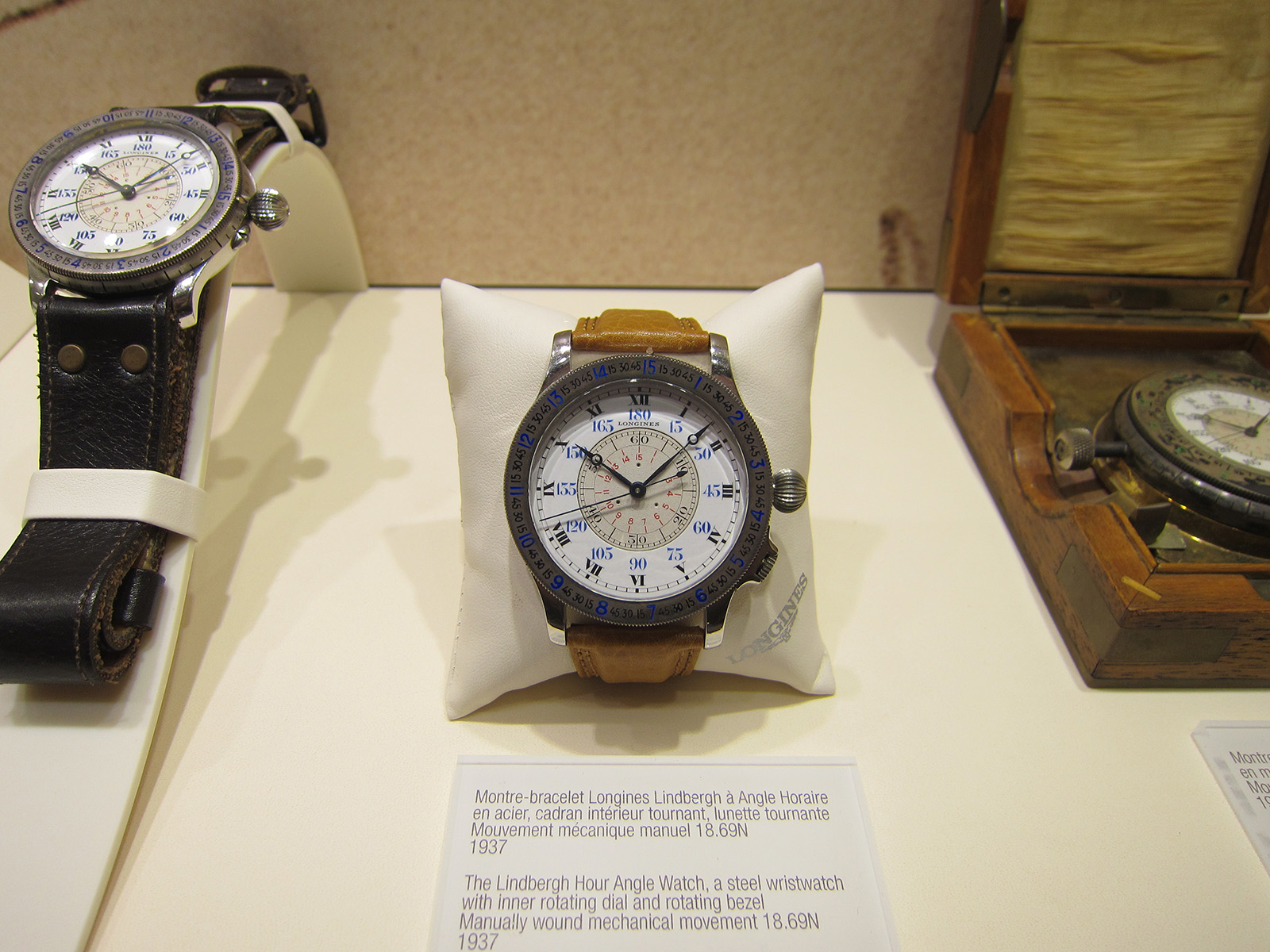 Lindbergh Hour Angle Watch