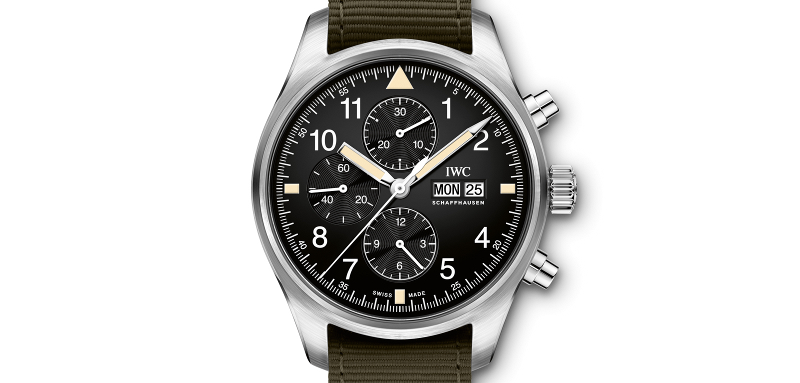 IWC Pilot Chrono 1994 Cover