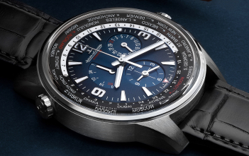 Jaeger-LeCoultre Polaris Geographic WT - cover