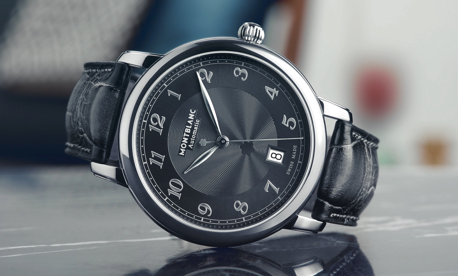 Montblanc Star Legacy Automatic Date 39 118517