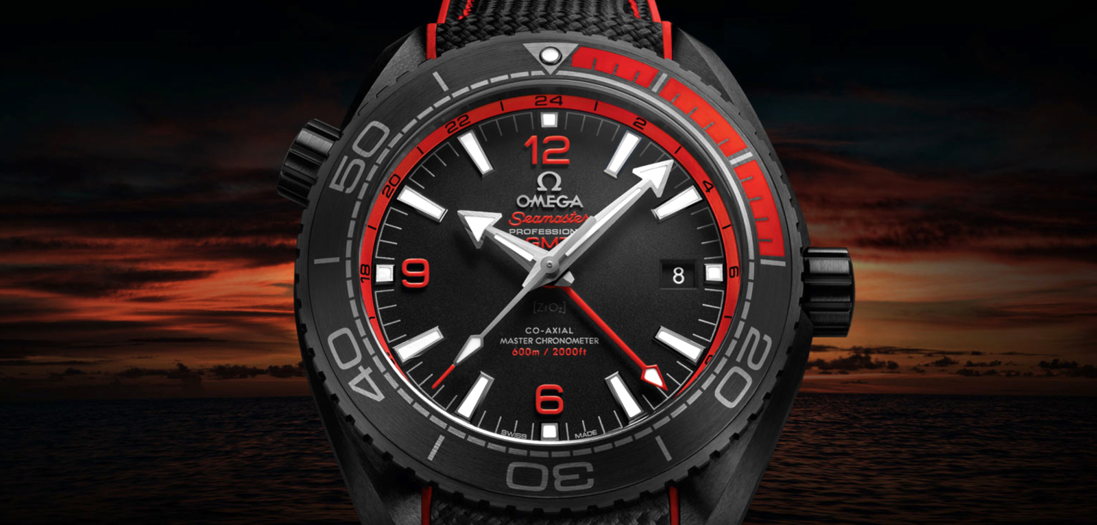 Omega Seamaster Planet Ocean Deep Black Volvo Ocean Race Cover v1