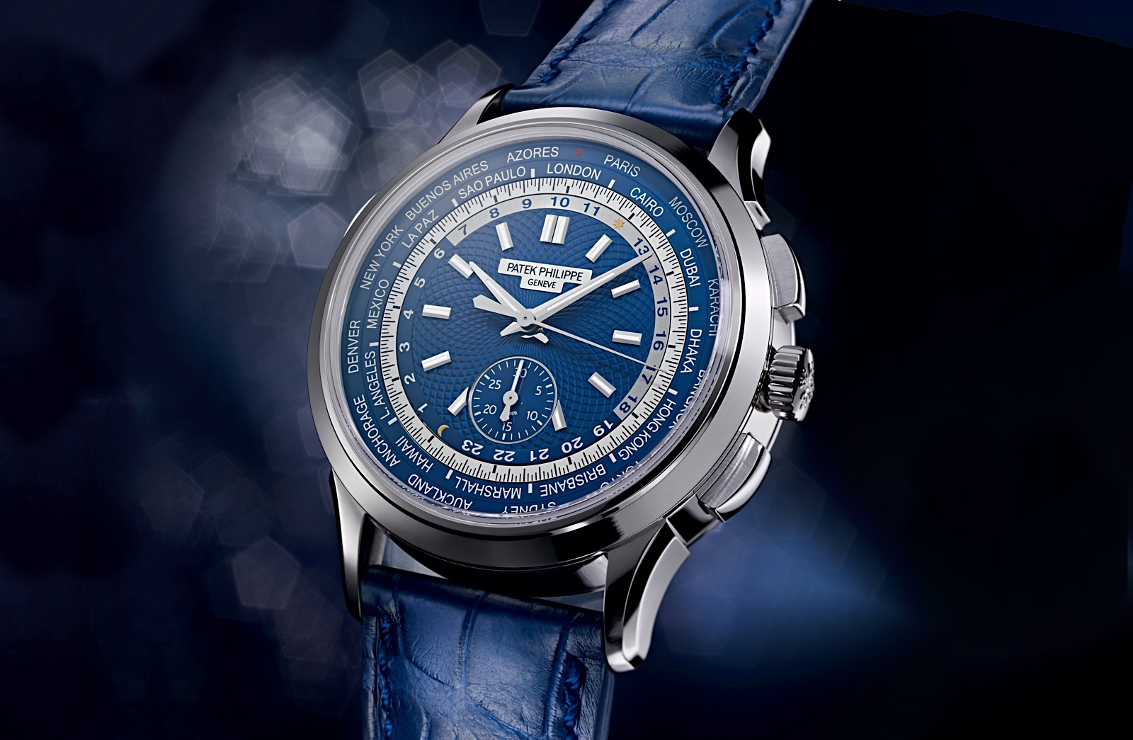 Relojes Patek Philippe - Chronograph World Time 5930G