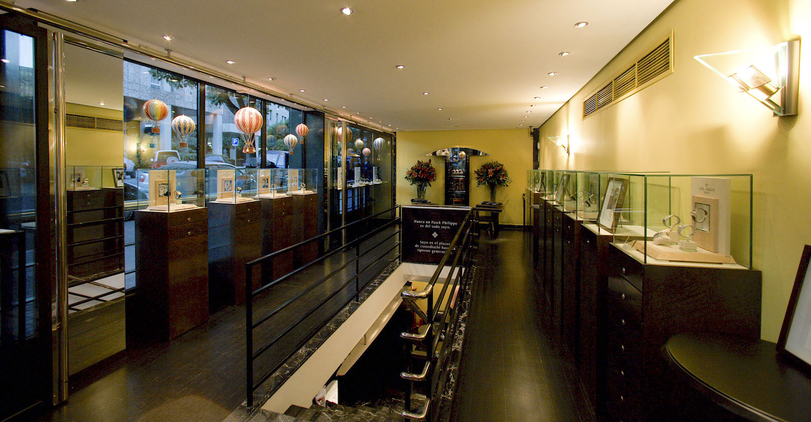 The Watch Gallery - interior