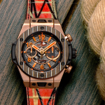 Hublot Big Bang Unico Teak Italia Independent