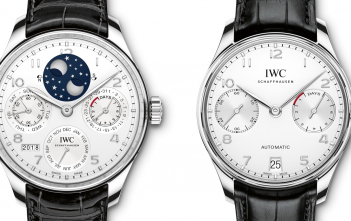IWC Portugieser 2018 Cover