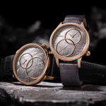 Jaquet Droz Grande Seconde Off-Centered Meteorite y Stromatolite