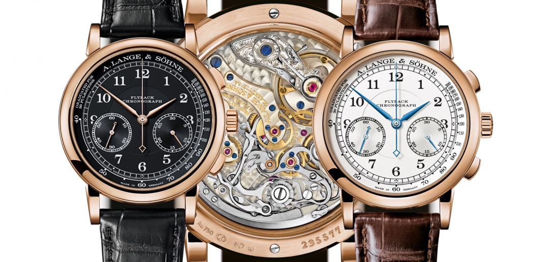 Lange 1815 Chronograph Red Gold 2018