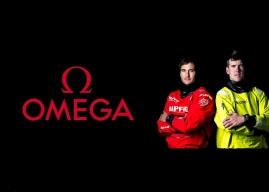 Peter Burling y Blair Tuke, nuevos embajadores de Omega.