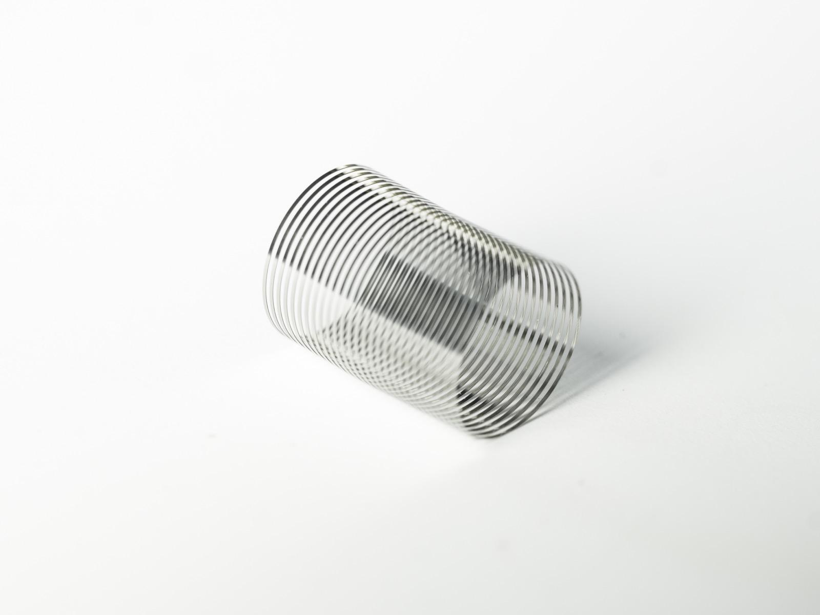 PEAG espiral cilíndrica