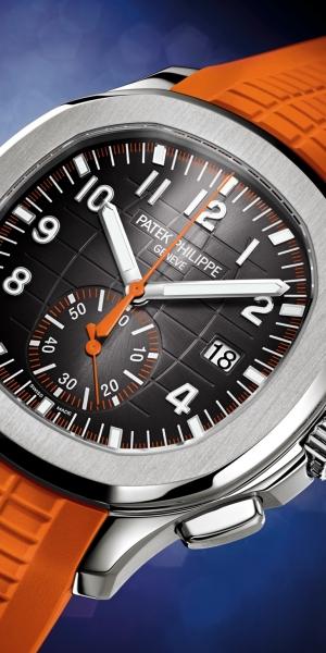 Analizamos el Patek Philippe Aquanaut Chronograph 5968A