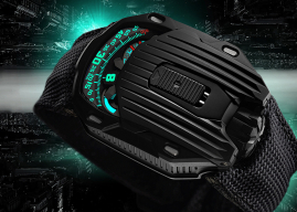 Urwerk UR-105 CT Kryptonite: que se haga la luz…