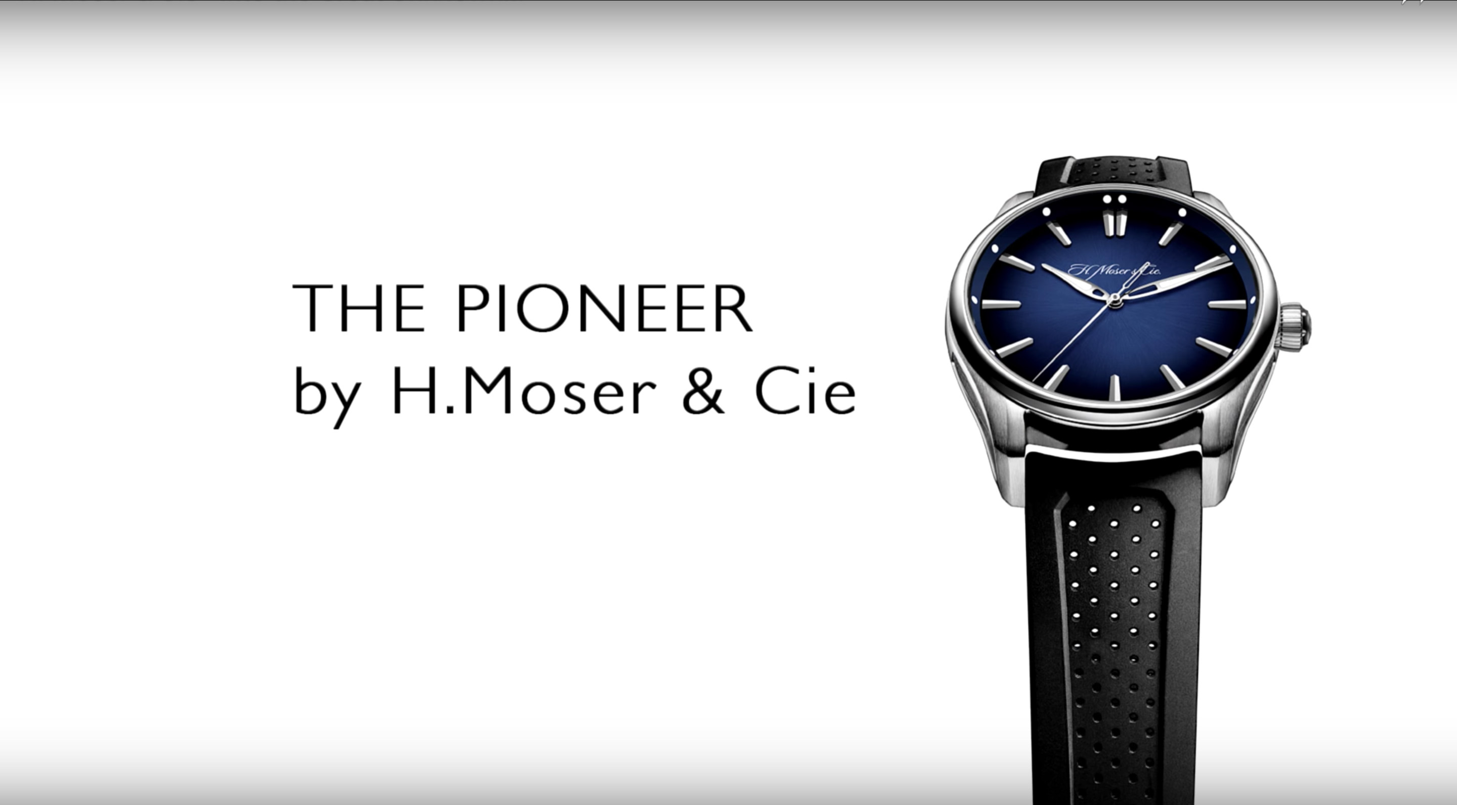 H. Moser Pioneer Chronicles 3rd video screenshot