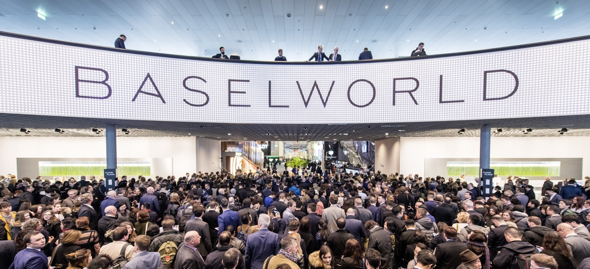 El Swatch Group abandona Baselworld