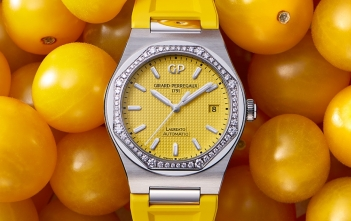 Girard-Perregaux Laureato Summer Edition Cover
