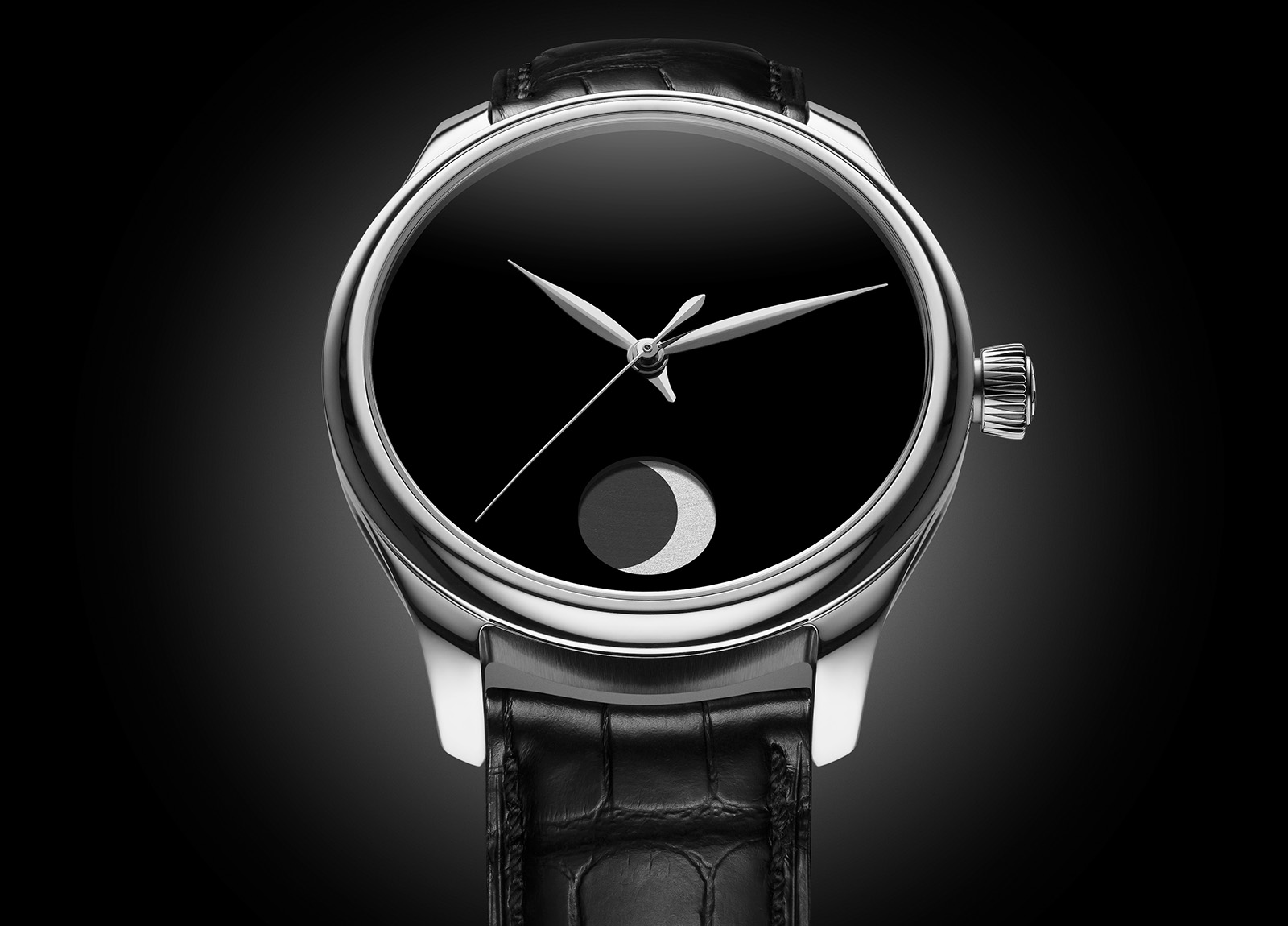 H. Moser Endeavour Perpetual Moon Concept