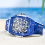 El Hublot del verano: Spirit of Big Bang Blue