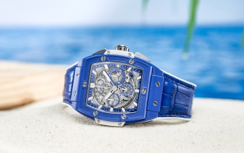 Hublot Spirit of Big Bang Blue - cover