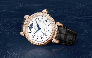 IWC Jubilee Da Vinci 150 Years Cover