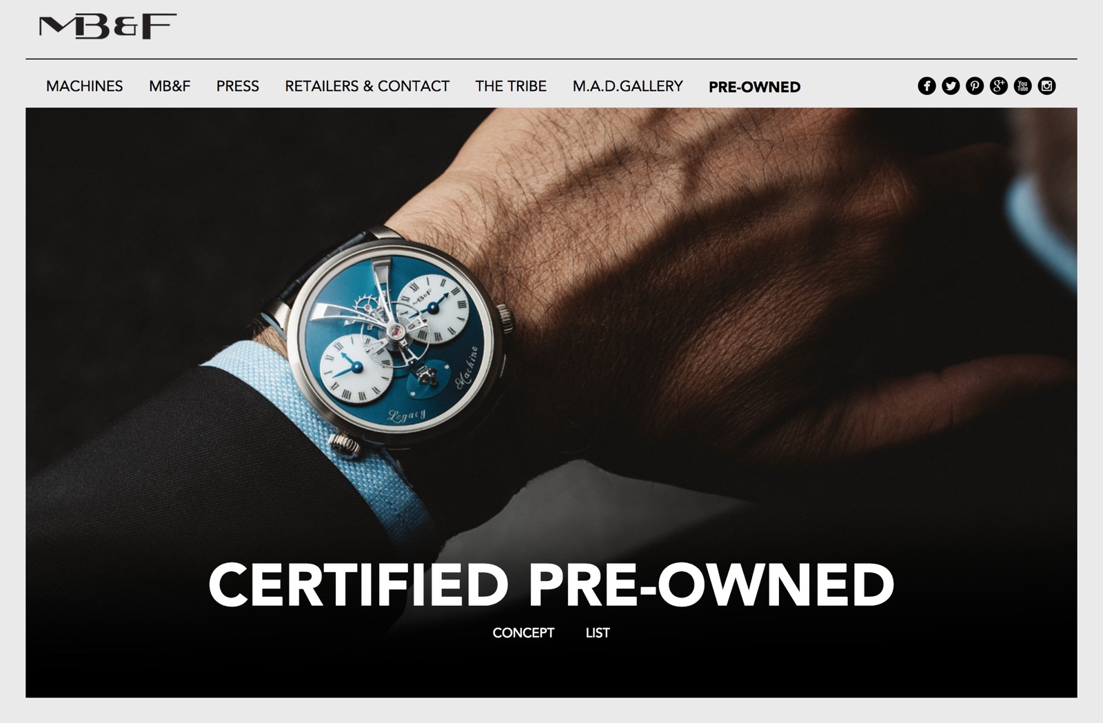 MB&F Certified Pre-Owned 4