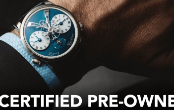MB&F Certified Pre-Owned Cover
