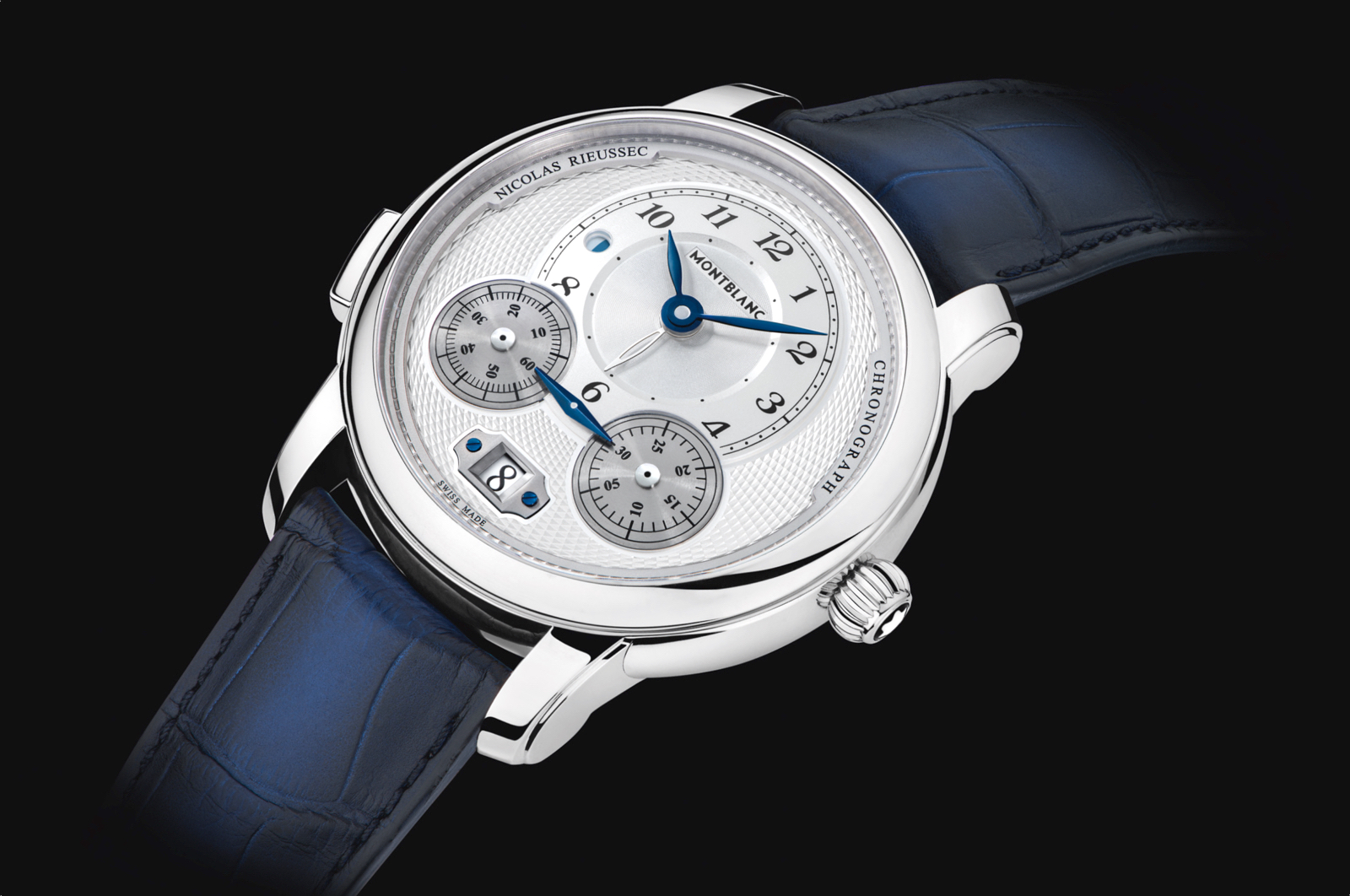 Montblanc Nicolas Rieussec Chronograph 2018