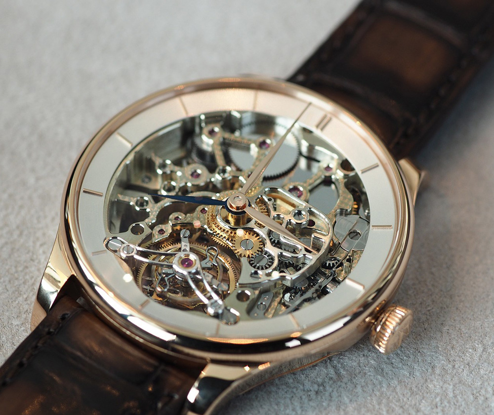 H. Moser & Cie. Venturer Tourbillon Dual Time Skeleton