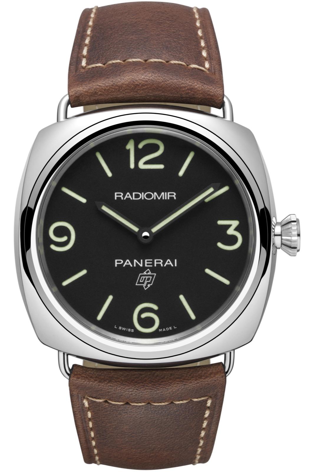 Panerai Radiomir Logo PAM753