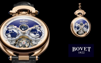 Edouard Bovet Tourbillon Cover